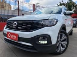 VW T-Cross comfortline Pacote premium 2020