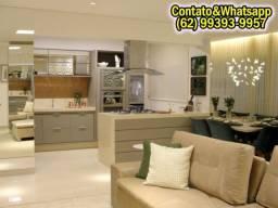 Título do anúncio: Apartamento a venda com 119m² em Goiania, Lazer Completo!
