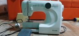 Título do anúncio: Maquina de Costura Portátil Elgin Genius Jx-4000