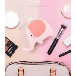 Título do anúncio: Mini Ventilador Elefante com Suporte Para Celular