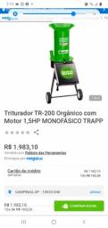 Título do anúncio: Triturador orgânico  500 resis