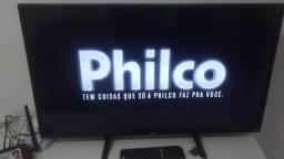 """Smart TV!!!  Philco!!!  Em Perfeito estado de uso. HD 32"""" !!! Valor R$ 900,00 !!!"""