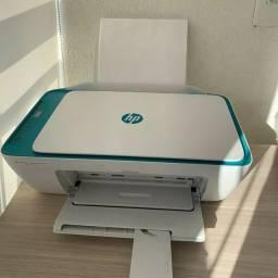 Título do anúncio: Impressora Multifuncional HP Deskjet Ink Advantage 2676