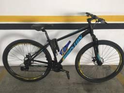 Título do anúncio: Vendo mountain bike