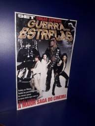 """Título do anúncio: Revistas """"Star Wars"""""""