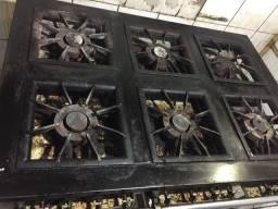 Fogão industrial alta pressão