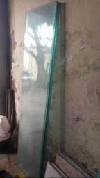 Título do anúncio: Vidros temperado verde
