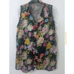 Título do anúncio: Blusa Estampada Floral