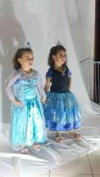 ALUGAMOS Elsa e Frozen