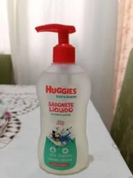 Título do anúncio:  Sabonete líquido Huggies