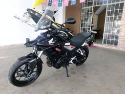 Honda CB 500X 2 dono 18 mod 19