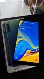 Smartphone Samsung Galaxy A9 128GB Azul 4G (Troco por Iphone) <br><br>