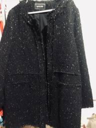 Casaco de lã da Sholder TAM. G
