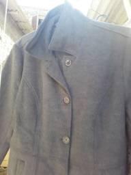 Vendo casaco la batida usado 1 vez