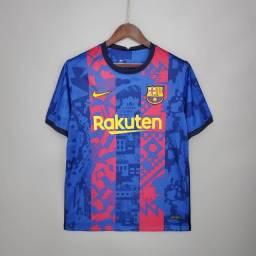 Título do anúncio: Camisa do Barcelona 21/22 Champions League