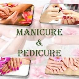 Título do anúncio: Manicure e pedecure