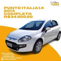 Título do anúncio: Fiat - Punto ATTRACTIVE ITALIA 1.4 8V - 2013
