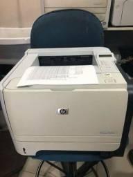 Título do anúncio: Impressora laser Hp 2055dn Duplex Rede