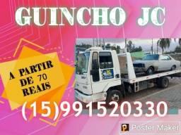 Título do anúncio: Guincho JC