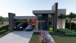 Título do anúncio: Linda casa em construção em condomínio fechado - 4 Quartos, sendo 4 suítes