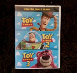 DVD Toy Store perfeito estado 1, 2 e 3