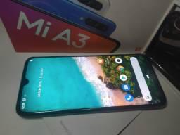 Título do anúncio:  Celular Xiaomi Mi A3 64 GB 4gb RAM
