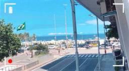 Loft com vista lateral p/ o mar (temporada)