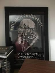 Título do anúncio: Quadro black sabbath