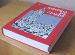 Livro Historia da Cidade - 4ª Ed. Autor: Benevolo, Leonardo
