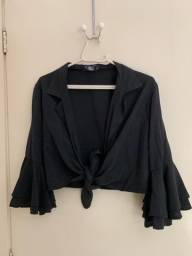 blusas manga longa estilosa