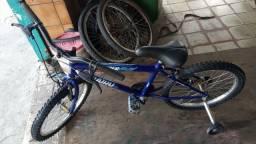 Uma bicicleta aro 20