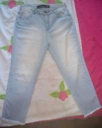 Calça jeans ( Tam. 38 ) feminina
