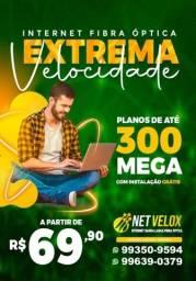 INTERNET FIBRA 300 MEGAS *