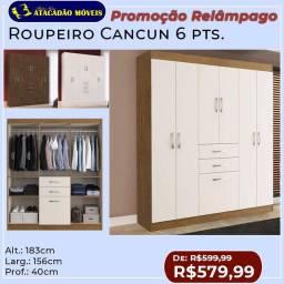 Roupeiro Cancún PROMOÇÃO