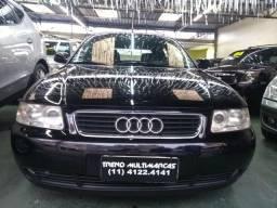 Audi a3 turbo 4p ano 2002 nova revisada ac troca automático - 2002