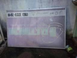 Placa de Banner 2m x 1,30m
