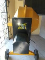 Betoneira 400 L