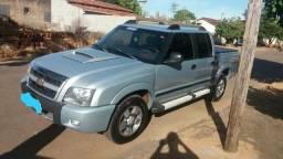S10 2011 executive diesel 4x4 prata - 2011