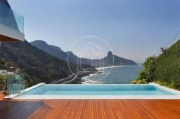 Casa de condomínio à venda com 4 dormitórios em Joá, Rio de janeiro cod:858923