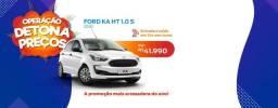 Ford Ka modelo S 1.0 - 85cv - 2020 - 0KM - Com Tx Zero em 24X - Polyanne * - 2019