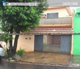 Casa à venda com 3 dormitórios em Jardim anhanguera, Ribeirao preto cod:V57851