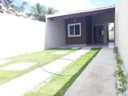 WS. Bela casa com doc. grátis 2 quartos e 2 wcs,garagem, quintal,so casas novas