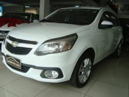 CHEVROLET AGILE 2013/2014 1.4 MPFI LTZ 8V FLEX 4P MANUAL - 2014