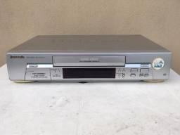 Vídeo Cassete Panasonic NV-FJ605