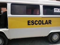 Kombi escolar 9 lugares ano 2011 zap * com alvará /toda legaliza 533365 - 2011