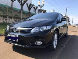 Honda civic LXR, 2014, tabela fipe - 2014