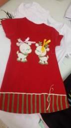 Vestido infantil atacado minimo 10 peças