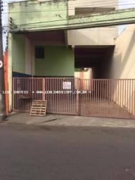 Casa para Locação em Presidente Prudente, FORMOSA, 2 dormitórios, 2 banheiros, 1 vaga