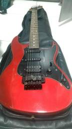 Guitarra Fender Squier década de 90