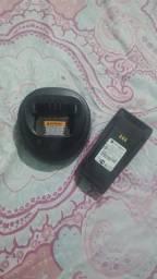 Rádio e carregador pra bateria táxi e matotaxi